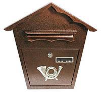 Поштова скриня ProfitM СП-1 Мідний 1229, КОД: 1624703