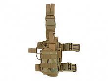 Кобура набедренна 8Fields тактовна універсальна Multicam