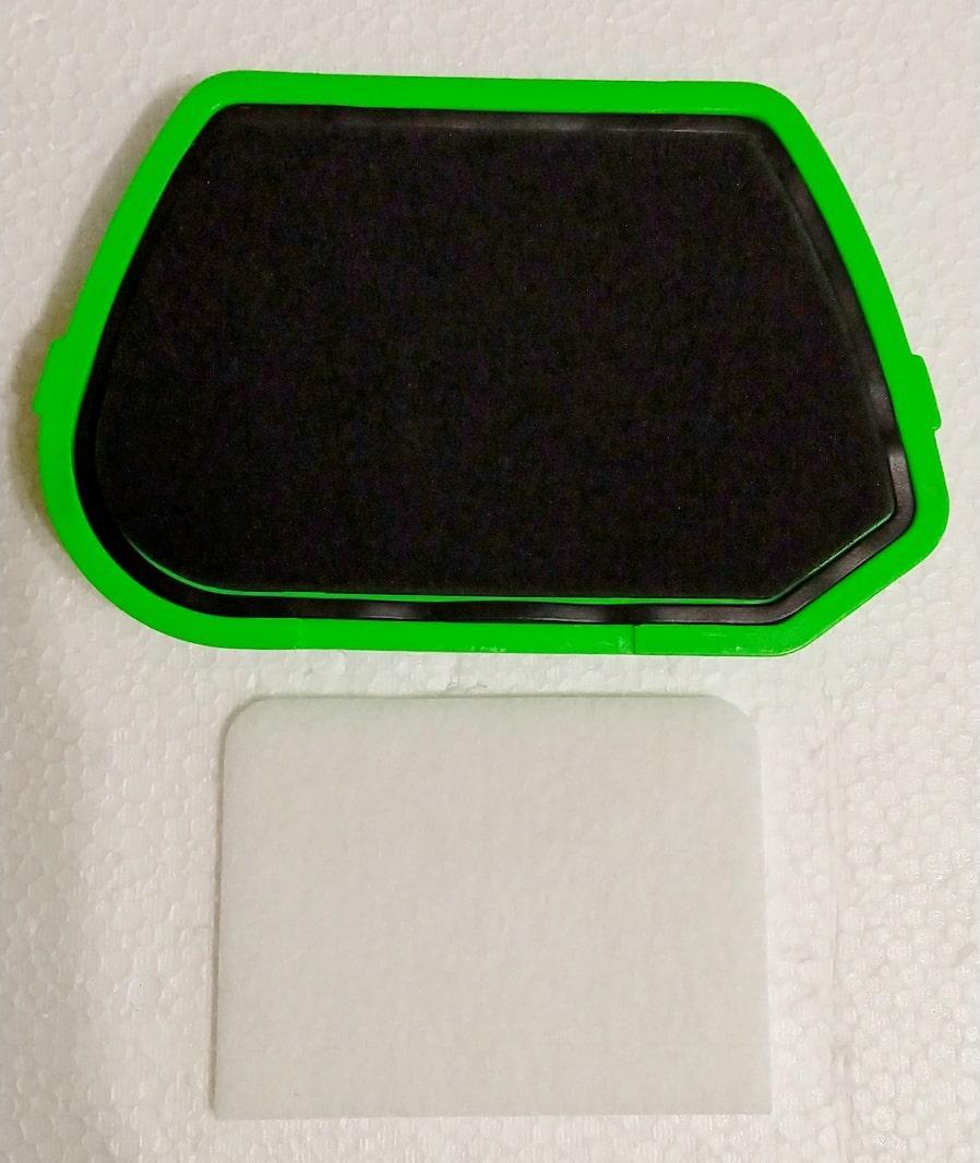 Набор фильтров Hepa пылесоса Rowenta ZR005501