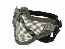 Захисна маска CS Steel Mask V.1 Grey