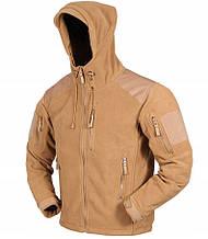 Куртка флісова Texar Husky Coyote Size M