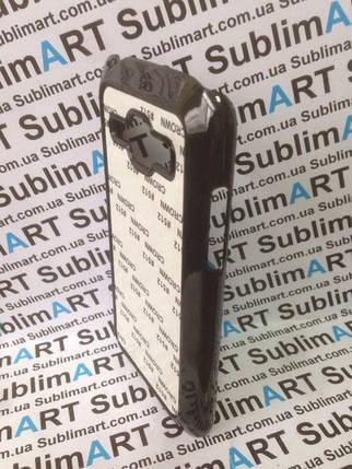 Чехол для 2D сублимации пластиковый на Samsung Galaxy j1 черный, фото 2