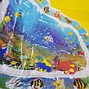 Водяной коврик с рыбками( 66х55 см Синий ), фото 6