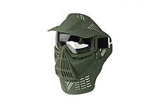 Маска захисна Ultimate Tactical Guardian V4 Olive