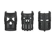 Накладки Kublai Ornamental Replaceable Mask Grip Set 3pcs Black