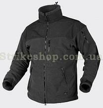 Куртка флісова Classic Army Helikon-Tex Black Size L