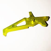 Спусковий гачок Retro Arms M4 Yellow 1