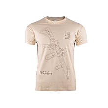 Футболка Specna Arms Your Way Of Airsoft V.1 Tan Size S