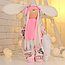 Подарки, мягкие игрушки, куклы-тильды. Текстильная куколка Пуша Pink:), фото 4