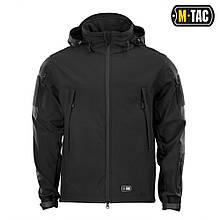 Куртка Soft Shell M-TAC Black Size XS