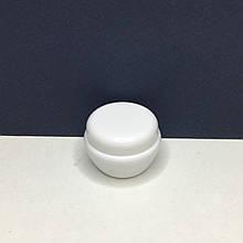 Пустая баночка с прокладкой, 5 г (тара для косметики с защитнім диском)