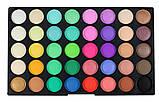 Палетка теней для век Popfeel 120 color, фото 7