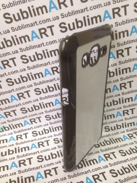 Чехол для 2D сублимации пластиковый на Samsung Galaxy j5 (j500) 2015черный