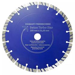 Диск алмазный 230 мм CEDIMA (железобетон, гранит, керамика, кирпич)