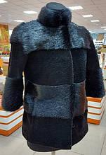 Шубка меховая. Куртка меховая 65 см.