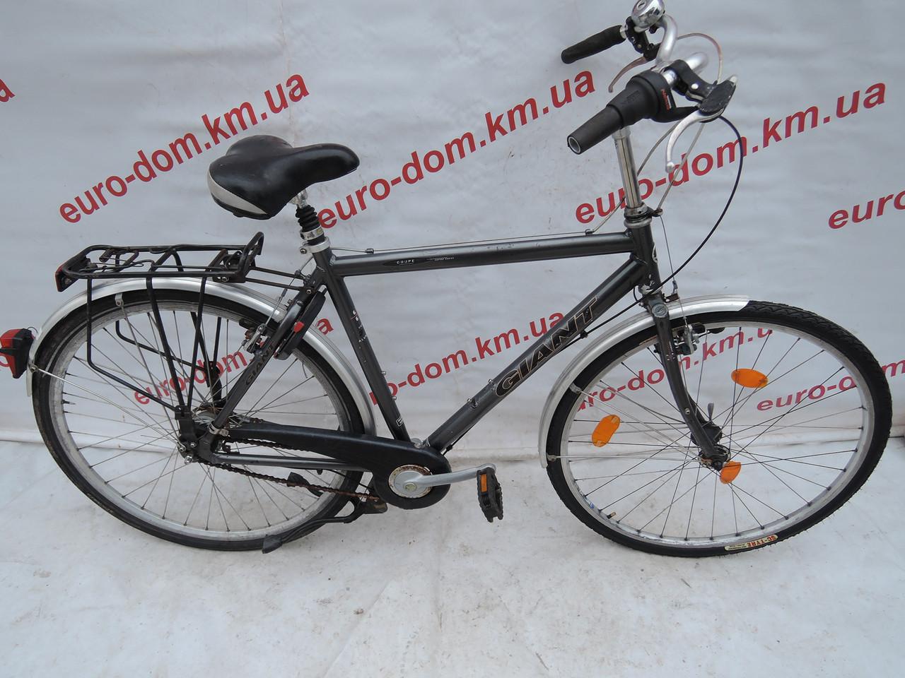 Городской велосипед Giant 28 колеса 7 скоростей на планитарке