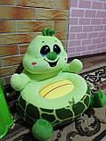 Мягкое детское кресло Черепаха, фото 3