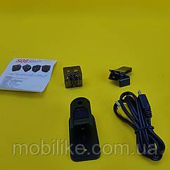 Портативна міні камера SQ8 Full HD з нічним баченням + багато кріплень