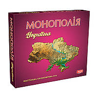 """Настольная игра """"Монополия Украина"""" Artos Games (4820130620734)"""
