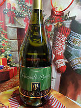 Вино напівсолодке біле Frizzante Vinoro 1.5 л
