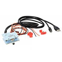 Адаптер для штатных USB/AUX-разъемов ACV Jeep Renegade (44-1145-001)