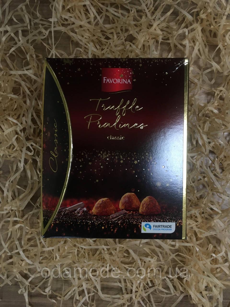 Трюфель в коробці Truffle Pralines classic 250 g