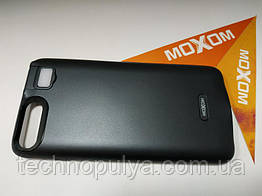 Чехол-аккумулятор Moxom для iPhone 7 Plus/8 Plus 4000 мА/ч с дополнительной встроенной вспышкой Черный (1576)