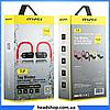 Беспроводные наушники AWEI T2 Twins Earphones Red внутриканальные, Bluetooth, фото 6