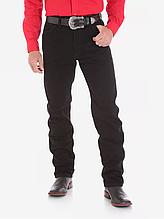 Джинсы Wrangler 13MWZ Original Fit Prewashed BLACK
