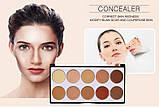 Консилер палітра Contour Make Up Z15, фото 4