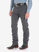 Джинсы Wrangler 13MWZ Original Fit Prewashed Charcoal Gray