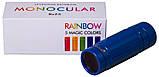 Монокуляр 8x25 Levenhuk Rainbow Blue, фото 3