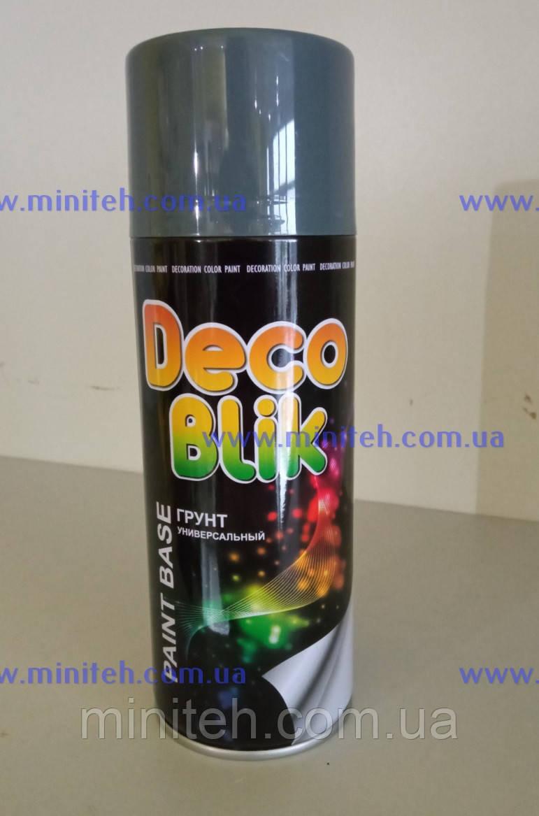 DECO BLIK грунт-аерозоль сірий 400 мл