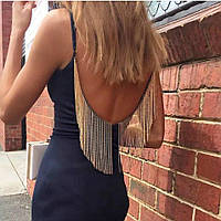 Платье с открытой спиной, фото 1