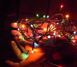 Светодиодная гирлянда нить 100 LED 8 метров, фото 2