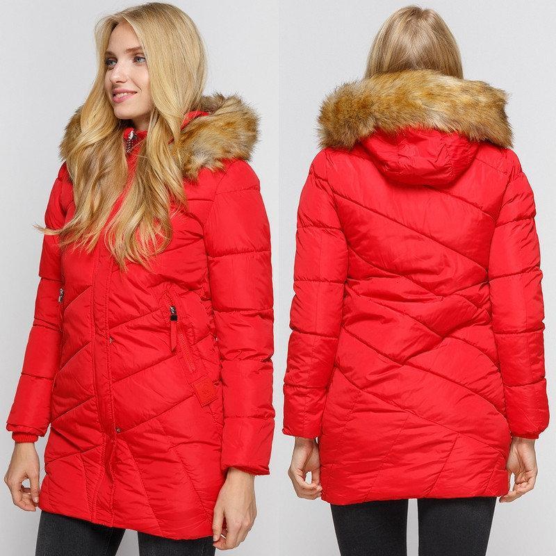 Женская куртка CC-8472-35