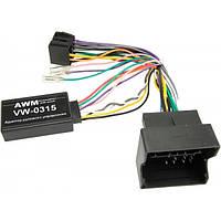 Адаптер кнопок на руле AWM Volkswagen (VW-0315)