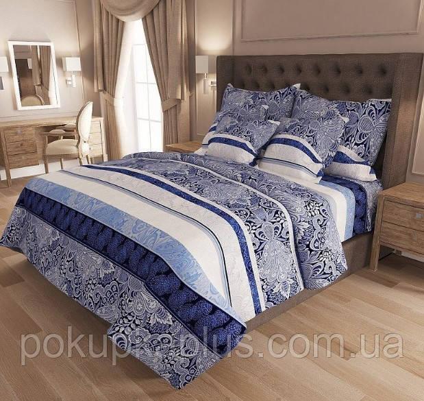 Комплект постельного белья детский Постельное белье полуторное Бязь Голд 150х215 К-5
