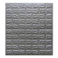 Стеновые 3D панели, самоклеющиеся обои stickerwall кирпичик