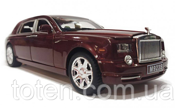 "Колекційна машинка ""Rolls-Royce"" 7687 ""Автопром"" 11"