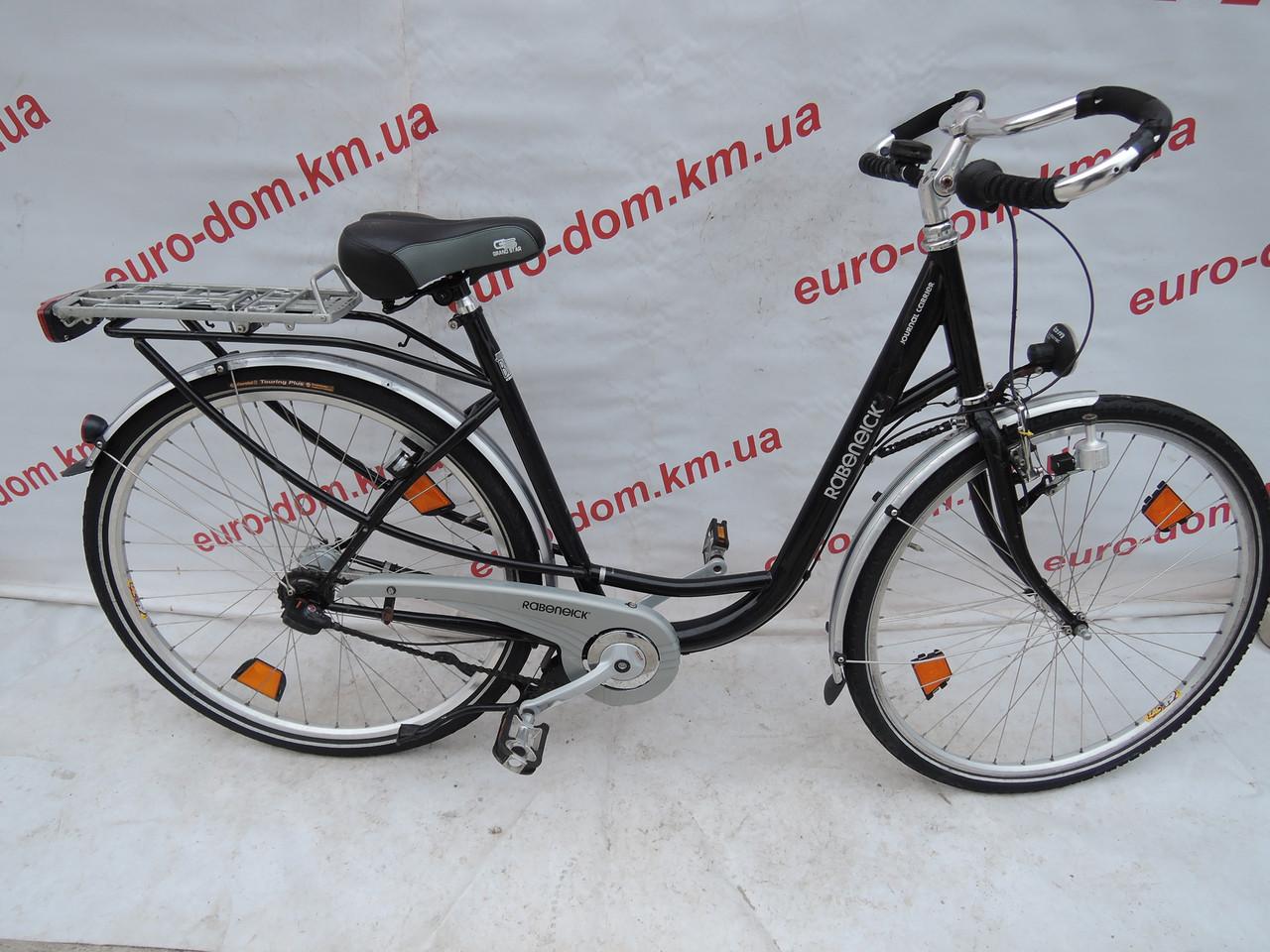 Городской велосипед Rabeneick 28 колеса 7 скоростей на планетарке