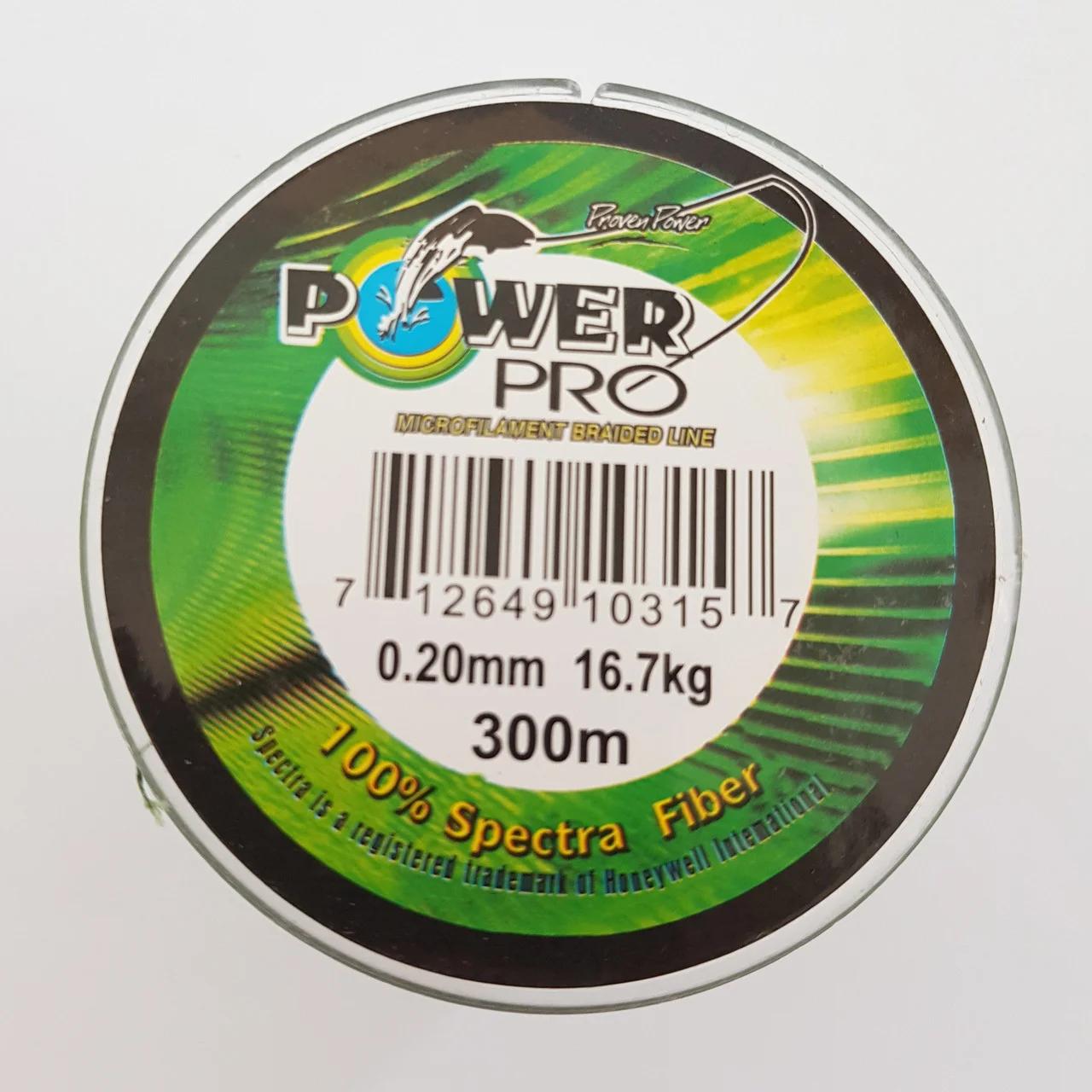Шнур рибальський Power Pro 300м