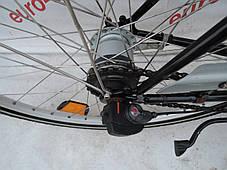 Городской велосипед Rabeneick 28 колеса 7 скоростей на планетарке, фото 2