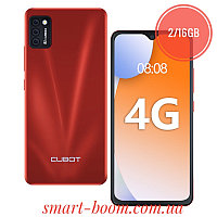 """Смартфон Cubot Note 7 Red 5.5"""" 2/16Gb 4G 3100mAh Android 10"""