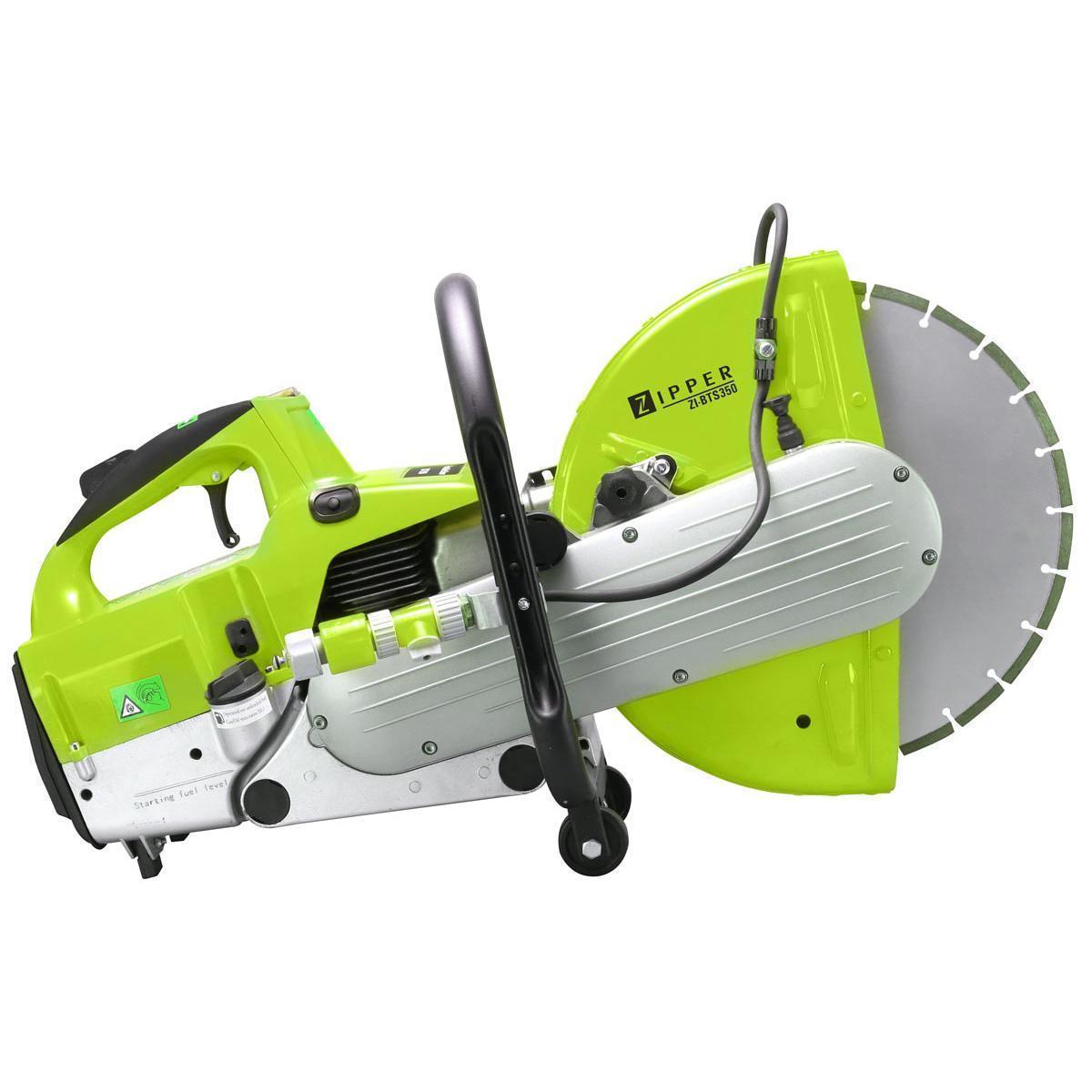 Бензорез Zipper ZI-BTS350