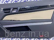 Декоративная накладка карты двери справа Mercedes C207, A207, W207 A2077270422, A2077271422