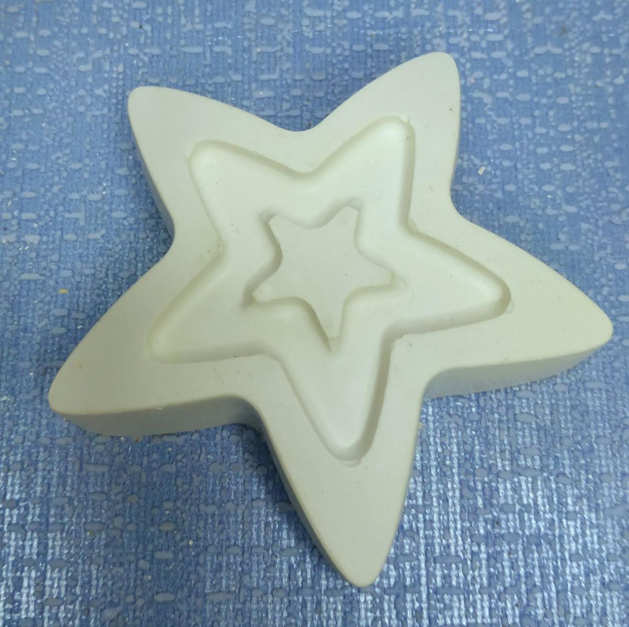 Гипсовая фигурка для раскрашивания Звезда