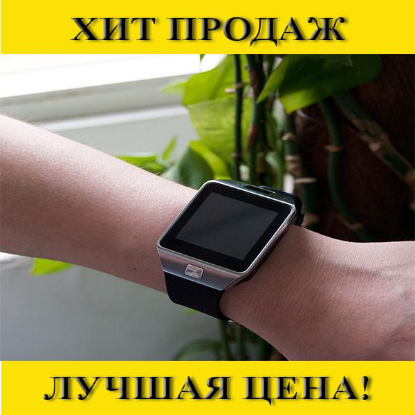 Sale! Часы наручные Smart Watch DZ09 (Черные