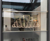 Торцевая световая вывеска с логотипом 1900х800 мм, фото 1