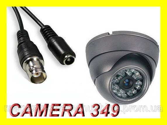 SALE! Камера Видеонаблюдения CAMERA 349, фото 2